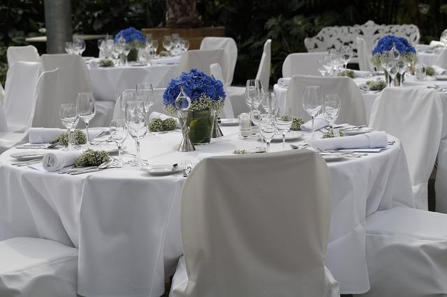 場所選び,結婚式