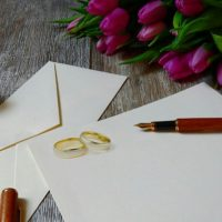How to write a letter for parents at a reception